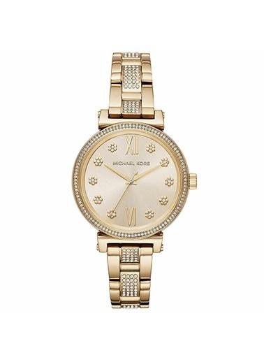Michael Kors Mk3881 Kadın Kol Saati Sarı